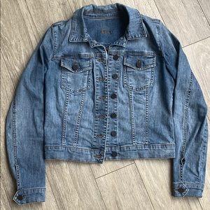 Kit from the Kloth Denim Jacket